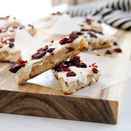 Copycat Starbucks Cranberry Bliss Bars (3 of 6)