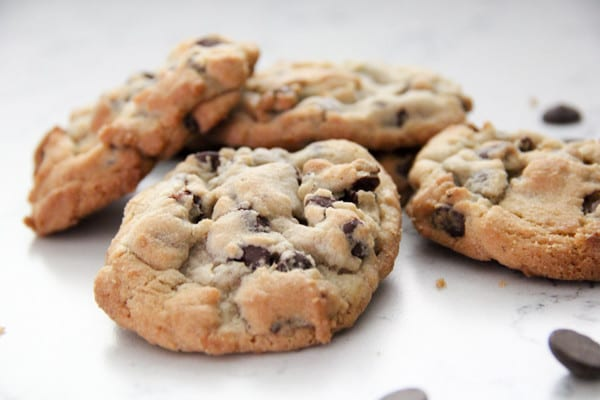 Soft Chewy Original Chocolate Chip Cookies