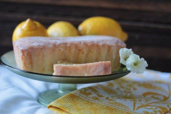 Starbucks Lemon Pound Cake Recipe