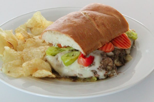 Chicago Beef Sandwich Recipe