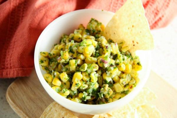 Chipotle Salsa Recipe Corn Salsa