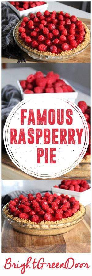 Famous Raspberry Pie