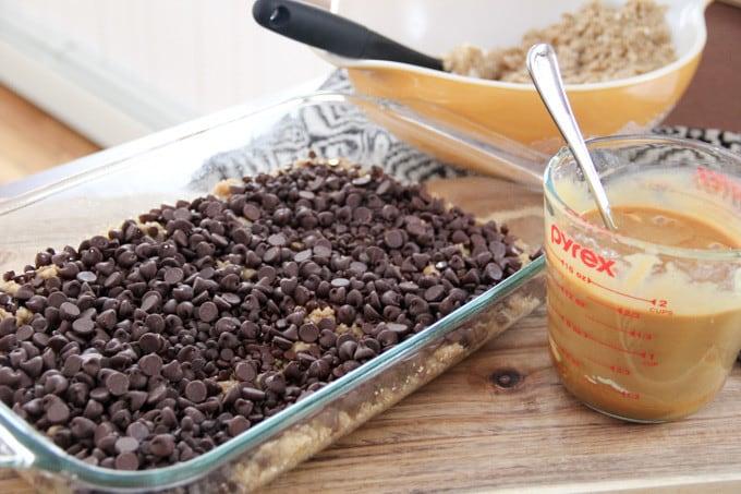 Recipe for Carmelita Bars