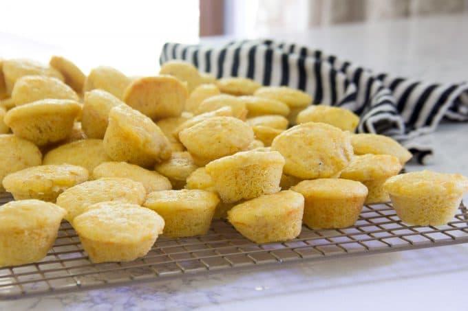 Best Mini Cornbread Muffins