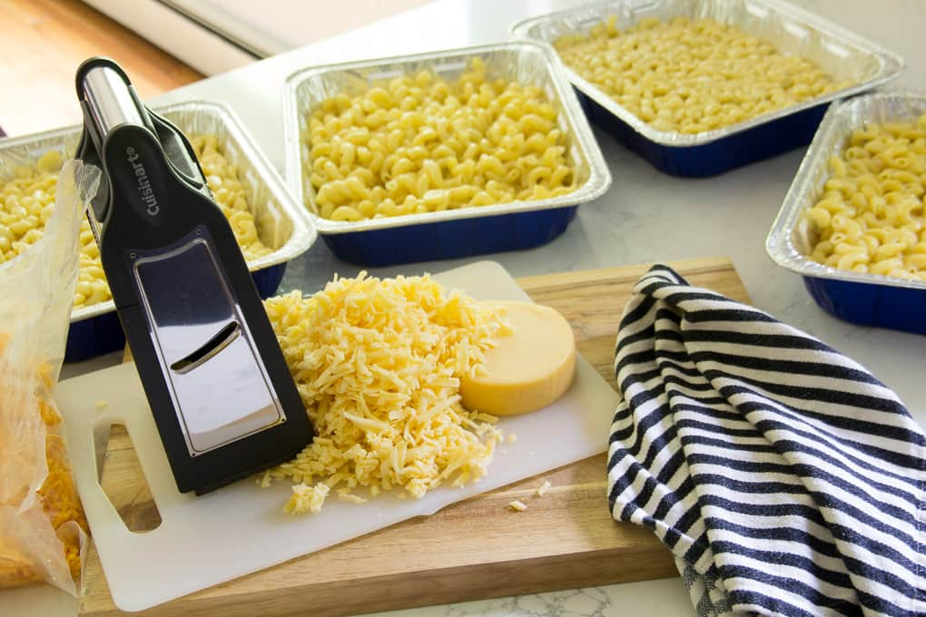 Recipe for Homemade Macaroni and Cheese