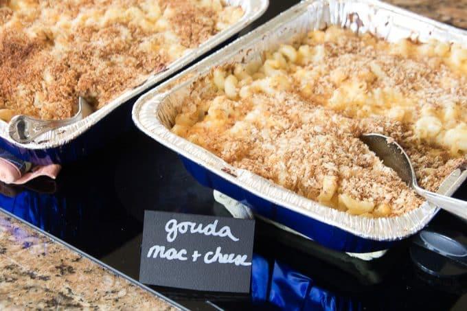 THE Gouda Macaroni and Cheese