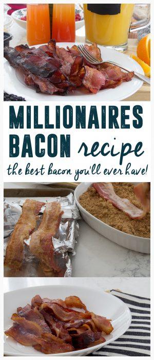 Millionaires bacon recipe